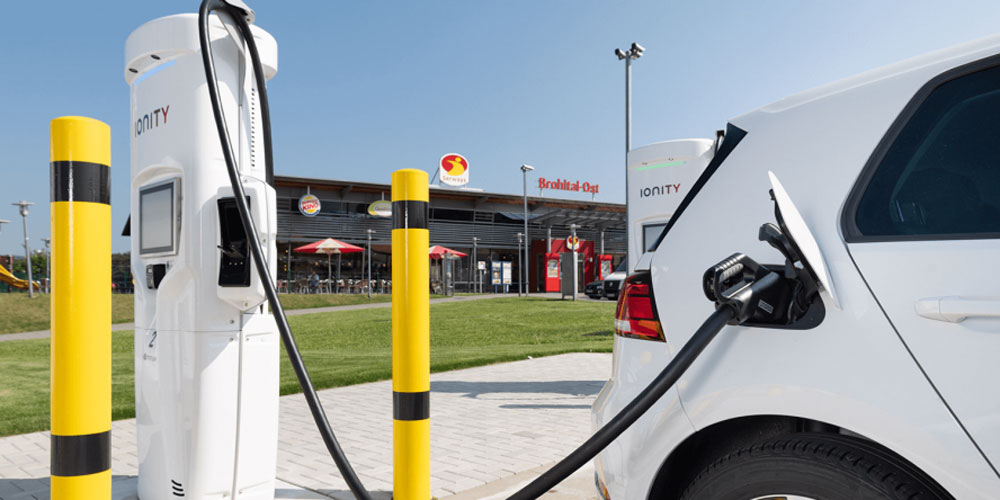 EV charging networks set for rapid expansion