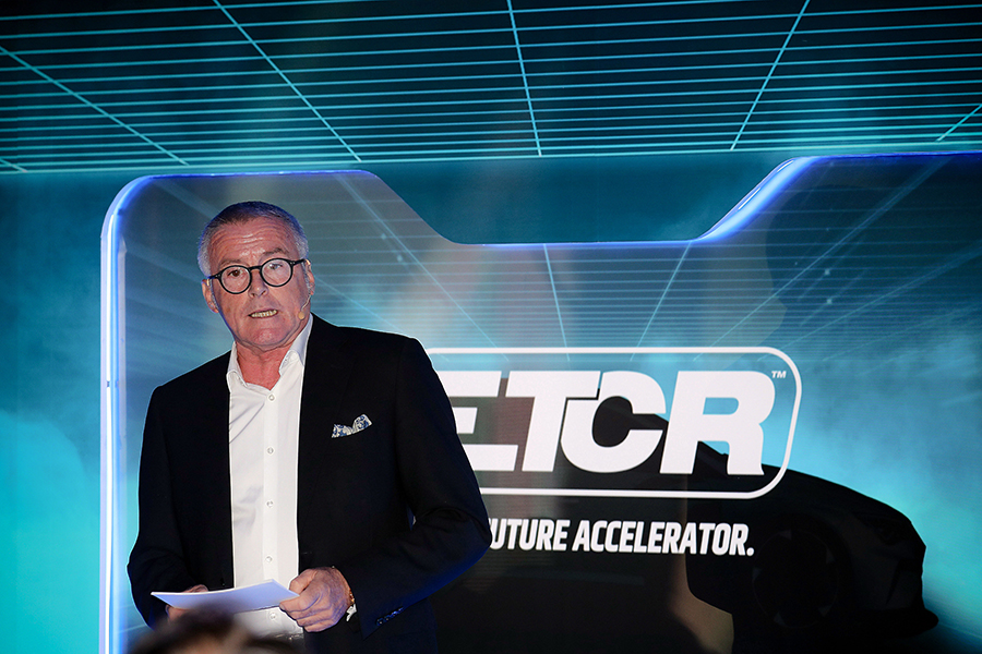 Marcello Lotti takes stock of recent developments in ETCR