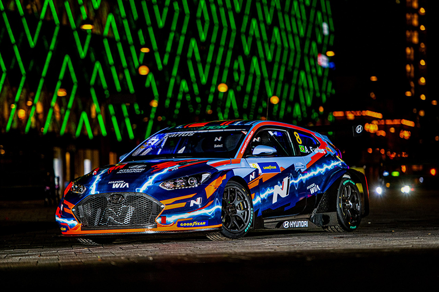 Hyundai Motorsport confirm participation in PURE ETCR