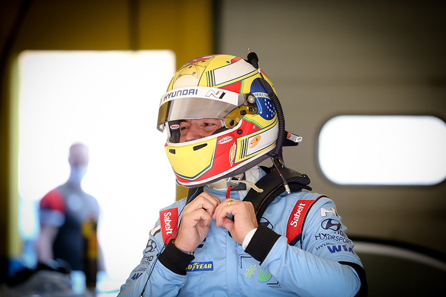 Farfus: The days in Vallelunga were a very positive step!