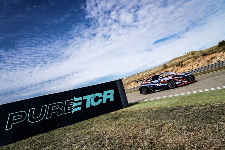 PURE ETCR's inaugural season's calendar was unveiled